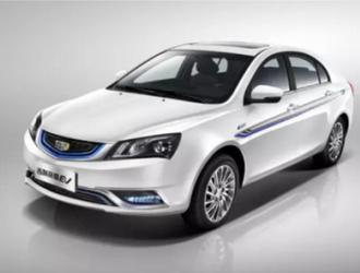 吉利四川新能源商用车项目投产 并签约3000台订单
