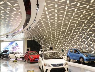 202个新能源汽车整车生产项目落地 产能规划达2124万辆