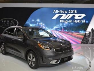 现代起亚2020年电动车产量有望翻倍 跻身全球第二