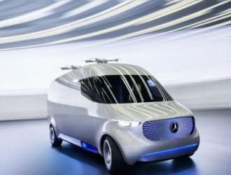 梅赛德斯-奔驰公布了全新的电动汽车计划