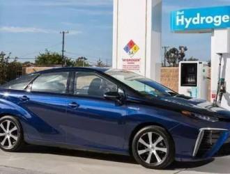 中国押宝电动汽车,欧美日却集中发力氢燃料汽车