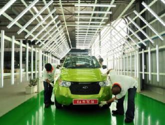 全力打造济源新能源电动汽车生产基地