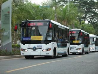 当电动汽车遇上自动驾驶 深圳自动驾驶公交上路试运行