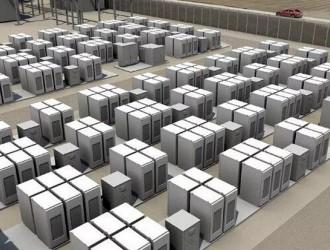 特斯拉建造世界上最大的电池 但依然需要化石燃料