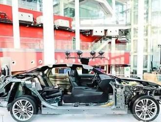 广州:新能源汽车产业园项目开建
