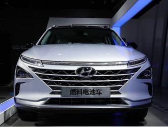 2018北京现代新一代燃料电池车值得期待
