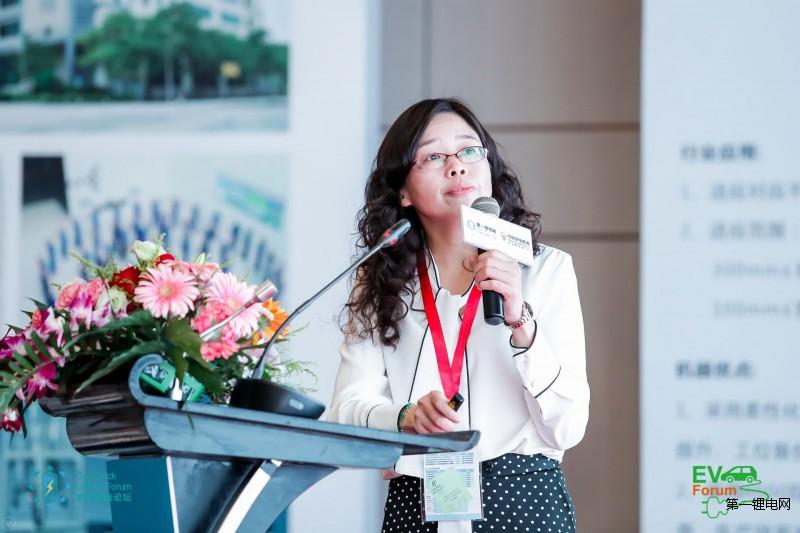 上海杉杉刘萍博士&高级工程师