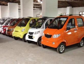 去年山东低速电动车累计产量75.6万辆 同比增加15.69%