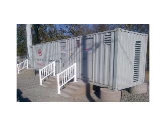 全省首家锂电池梯次利用储能电站在常交付使用