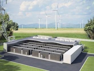 国内最大的储能调频电站正式进入项目试验阶段