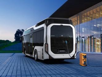 丰田将正式量产氢燃料电池大巴 续航达200km