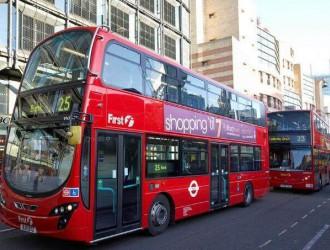 比亚迪首个纯电动双层巴士车队诞生 将亮相伦敦
