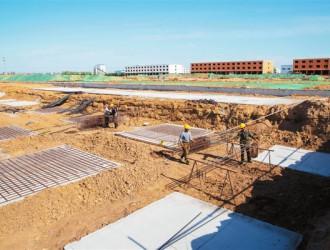 总投资6.5亿锂电池隔膜产线开工 预计年底投产