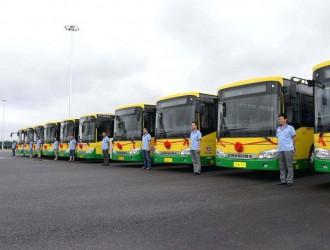贵阳2785辆公交车用上新能源