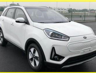 起亚国产电动汽车曝光 KX3纯电版将搭载力神电池