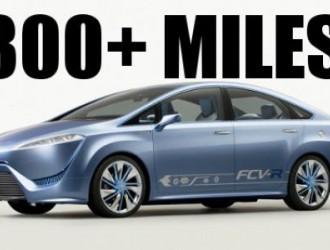 氢燃料汽车会在欧洲逐渐成为主流吗?