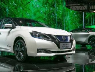 日产开始在华生产电动汽车 起价不到17万元