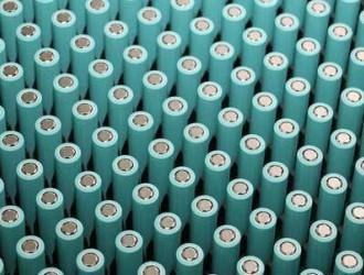 丰元锂能第一条三元正极材料产线带料调试