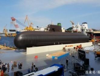 韩国KSS-3型潜艇将配三星产锂电池,续航力翻倍