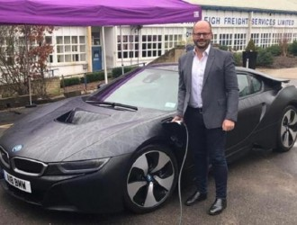英国一初创公司研发出环保燃料电池充电桩