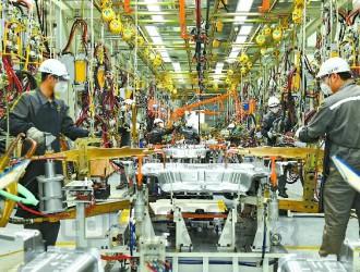 """日媒:全球汽车产业将进入""""后来居上""""时代"""