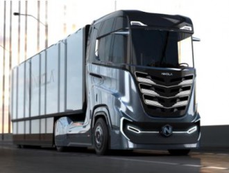 Nikola Motor将展示NikolaTre燃料电池卡车