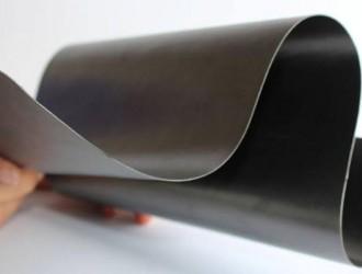新款双极板材料柔性与硬度十分出色 由导电聚合物与石墨制成