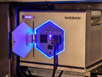 日产推出Roam设备 利用动力电池为露营车提供便携式电源