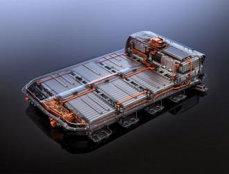 2月动力电池装机总电量约为2.24GWh