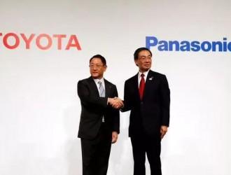 丰田与松下将就车联网技术组建合资公司