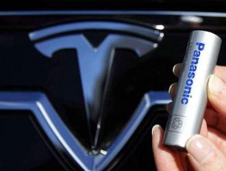 松下表示:特斯拉投产Model Y将导致电池短缺