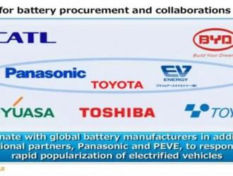丰田牵手宁德时代、比亚迪,不将电池放在一个篮子里