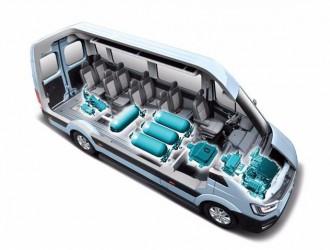 IIHS首次测试了燃料电池车型 Nexo获最高安全奖