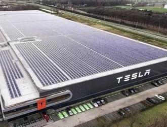 特斯拉计划扩建上海超级工厂 为生产汽车电池做准备