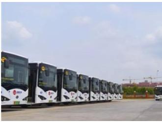深圳:西部公汽全面提升行业服务水平,引领城市智慧公交出行