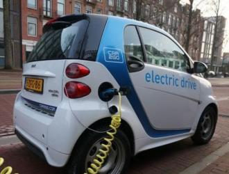 德国再战2030 要让600万辆电动汽车上路