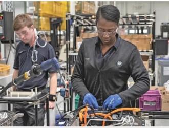 为提升电池产能 各汽车品牌商拟在美投资数十亿美元