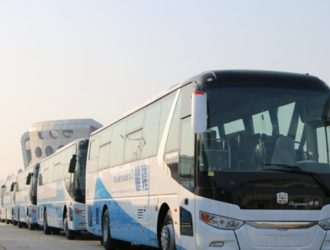 绿色客车领导品牌——中通客车发布全新品牌理念