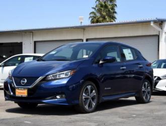 日产在欧洲持续拓展Nissan Charge充电服务