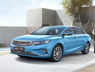 吉利新能源及电气化车型1-11月累计销售103167辆