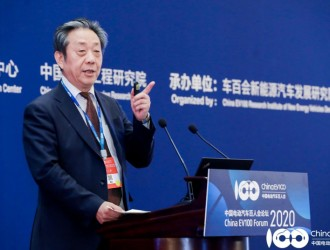 """董扬:中国电动汽车2020年最需要的是""""稳政策"""""""