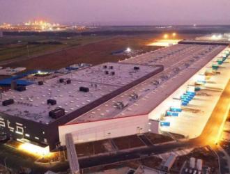 特斯拉将开建上海工厂1.5期工程