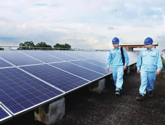 东莞松山湖太鲁阁光储充一体化充电站可实现源网荷储区域能量协同