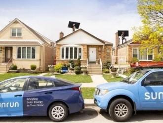 Sunrun公司完成9000个Brightbox住宅太阳能