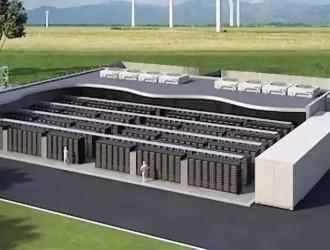电化学储能累计装机达8089MW 长寿命磷酸铁