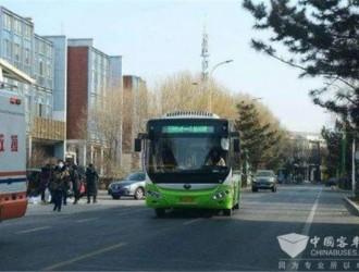 2020年通辽市计划购置公交车100辆并开通新公交线路