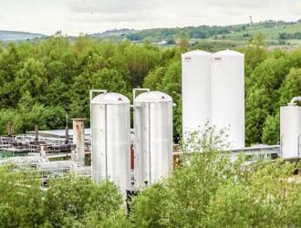 英国将建设世界上最大的液态空气电池储能项目