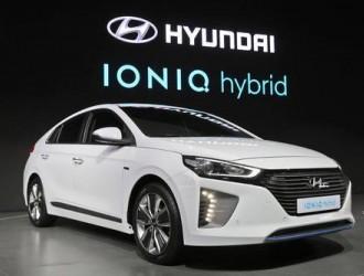 欲当全球前三,现代集团推出纯电动汽车品牌IONIQ