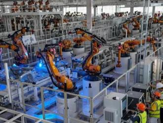 中国新能源汽车产业已经进入发展快车道,未
