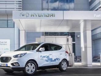 现代氢燃料电池将国产,现代100%持股